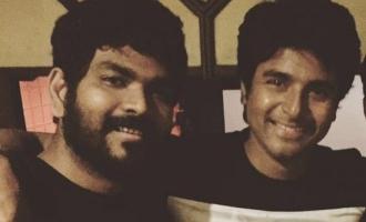 Sivakarthikeyan - Vignesh Shivan film to begin much sooner than expected - Details