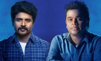 Exhilarating! A.R.Rahman to score music for Sivakarthikeyan's next!