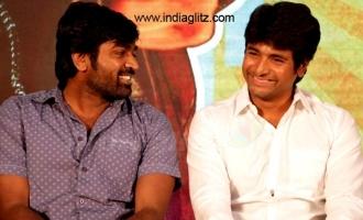 Vijay Sethupathi and Sivakarthikeyan come together for the 'Aalaporaan Tamizhan' man