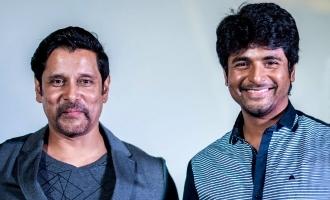 Vikram's agreement to play Sivakarthikeyan's villain