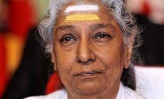 Rumors about Singer S. Janaki squashed
