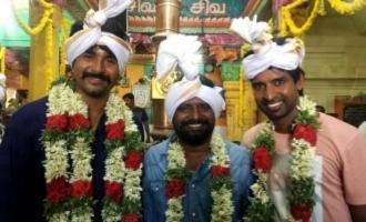 Sivakarthikeyan to wrap up 'Seema Raja' with a sweet farewell!