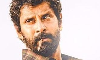 Vikram's 'Sketch' teaser - power packed action entertainer!