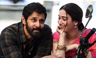 Vikram's 'Sketch' teaser announcement