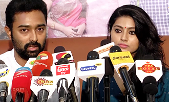 Actor Prasanna and Sneha donate money to FARMERS