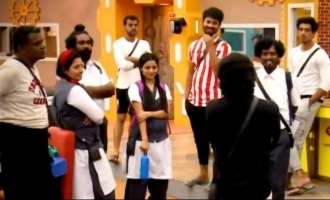 Snehan enters Bigg Boss house!
