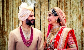 Sonam Kapoor-Anand Ahuja wedding
