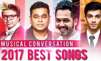 Superhit Tamil Songs of 2017