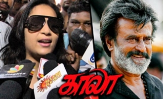 It's going to be Kaala's rule from now onwards! : Soundarya Rajinikanth