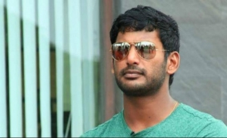 Vishal clarifies false reports