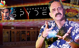 Spyder Tamil Movie Review - Kashayam with Bosskey