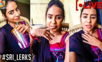 Sri Reddy's Naughty Reply to Fans