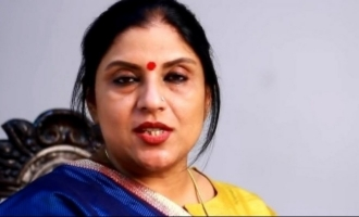 Sripriya's 'comedy' response to minister for attacking Kamal Haasan