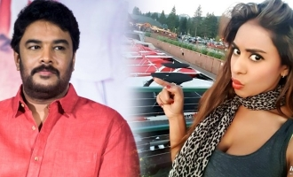 Sundar C responds to Sri Reddy's sex allegations