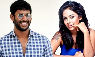 Sri Reddy threatened by Vishal after sex allegations?