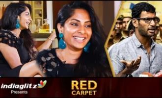 Will Vishal be Jailed - Humorous Reaction Of My Daughter - Sriya Reddy Interview