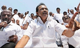 Stalin & DMK MLAs arrested for protesting on road against VHP's 'Rath Yatra'
