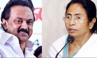 Stalin supports Mamata's non-BJP, non-Congress third front