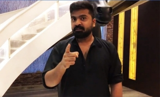 """Dont mess with me and my Tamils"" - Simbu's angry speech on Sterlite deaths"