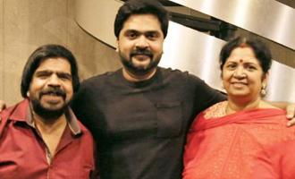 A new addition to Simbu's family