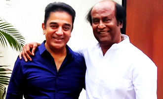 Straight Talk! Rajini and Kamal step down from their thrones for youngsters