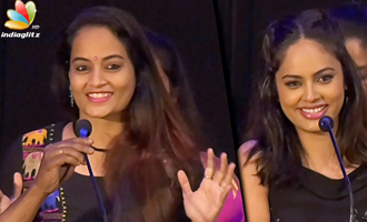 I look like Actress Nandita Swetha : Bigg Boss fame Suja Varunee