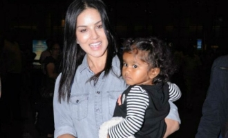 Sunny Leone's emotional message to her adopted daughter