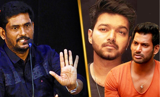 Why Vijay gets good name but Vishal doesn't ? : Suresh Kamatchi Speech