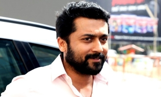 Suriya's urgent request to fans and general public