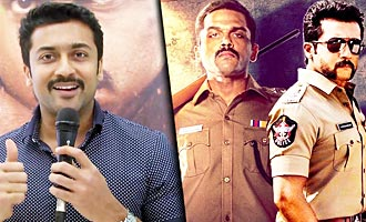 Of all the cop films we've done, this is UNIQUE : Surya Speech