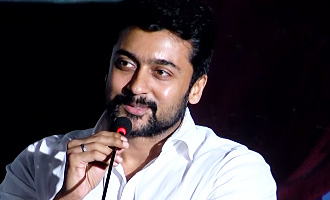 I want my three mothers to release the audio : Surya Emotional Speech