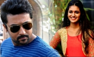 Wow ! Priya Prakash Varrier in Suriya's next film?