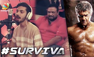 Vivegam - SURVIVA Song Teaser Review