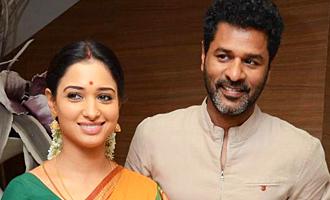 Wow! 'Baahubali' Star teams up with Prabhu Deva and Tamannah