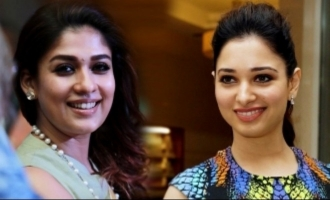 Tamannaah and Nayanthara to star together for the first time!