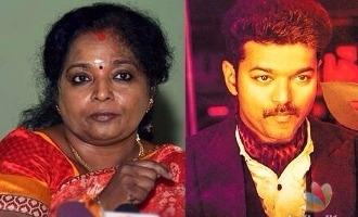 Popular politician sides up with Vijay against Tamizhisai Soundarajan