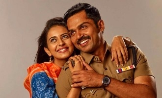Double delight for Karthi's 'Theeran Adhigaram Ondru' team