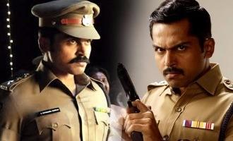 How different will Karthi's 'Theeran Adhigaram Ondru' be from 'Siruthai'