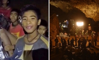 Boys' trek into Thai cave supposed to last only an hour!