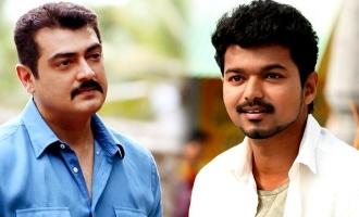 Ajith says okay to director to start Vijay movie first?