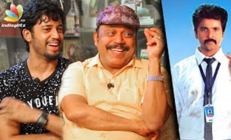 Sivakarthikeyan the real MASS hero : Thambi Ramaiah & his Son Umapathy Interview