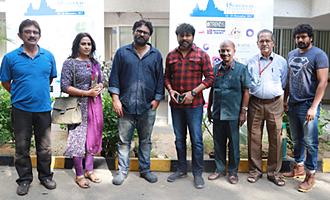 Taramani Team @ 15th Chennai International Film Festival