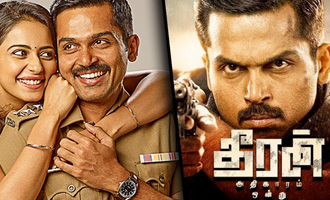 Karthi's role will change our views on police : Director Vinoth Interview