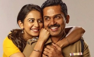 Breaking ! Karthi's 'Theeran Adhigaram Ondru' all release dates here