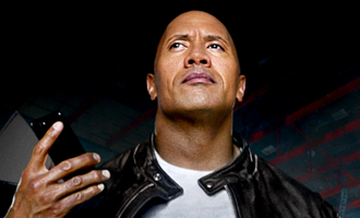 The Rock and Apple's Siri movie storms the internet