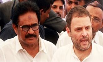 Tirunavukkarasar apprises Rahul of TN political scenario ahead of visit