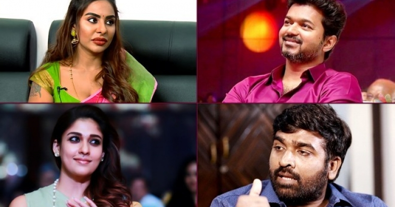 Indiaglitz Weekly Round Up - Sri Reddy on Ajith, Vijay fans gesture, VJS mass interview, Tom Cruise life risks and many more. . .