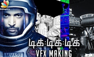 170 VFX Artists, 90 Mins. of Spl. Effects, 6 Months of Work : Tik Tik Tik Making