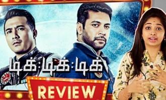 TIK TIK TIK Movie Review by Vidhya