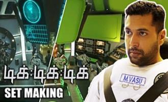 TIK TIK TIK : The Making of Space Stations | Cinematographer & Art Director Interview